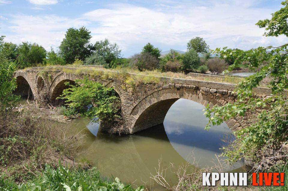 Εικόνα 6 Το γεφύρι του Κεραμιδίου