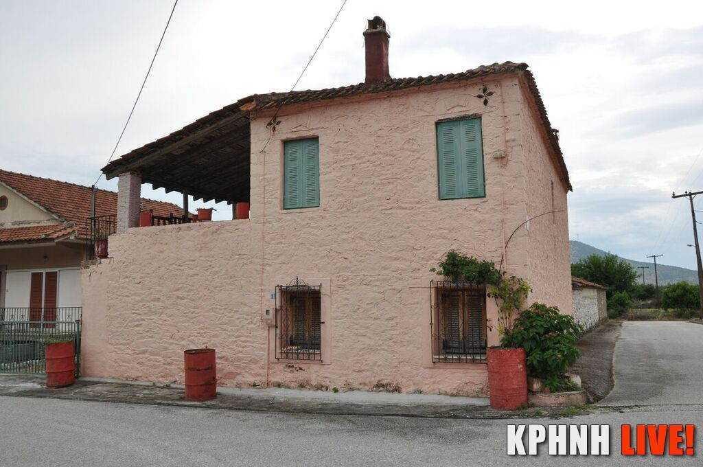 Εικόνα 5 Όψη σε σπίτι στην Παναγίτσα