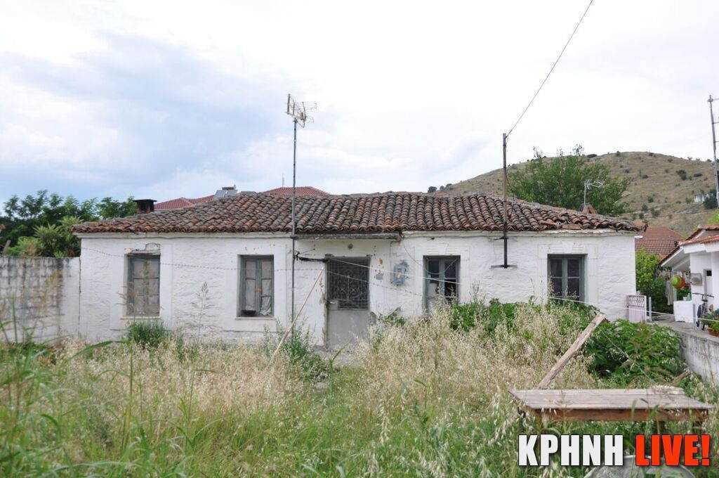 Εικόνα 1 Ερειπωμένο σπίτι στην Παναγίτσα