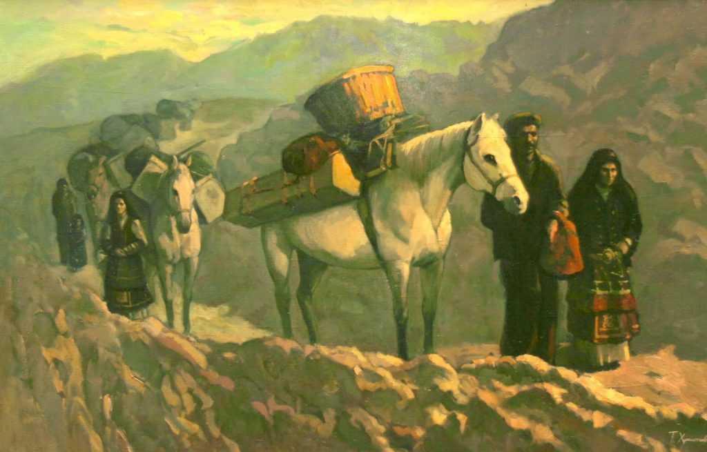 Αποτέλεσμα εικόνας για σαρακατσανοι προβατα