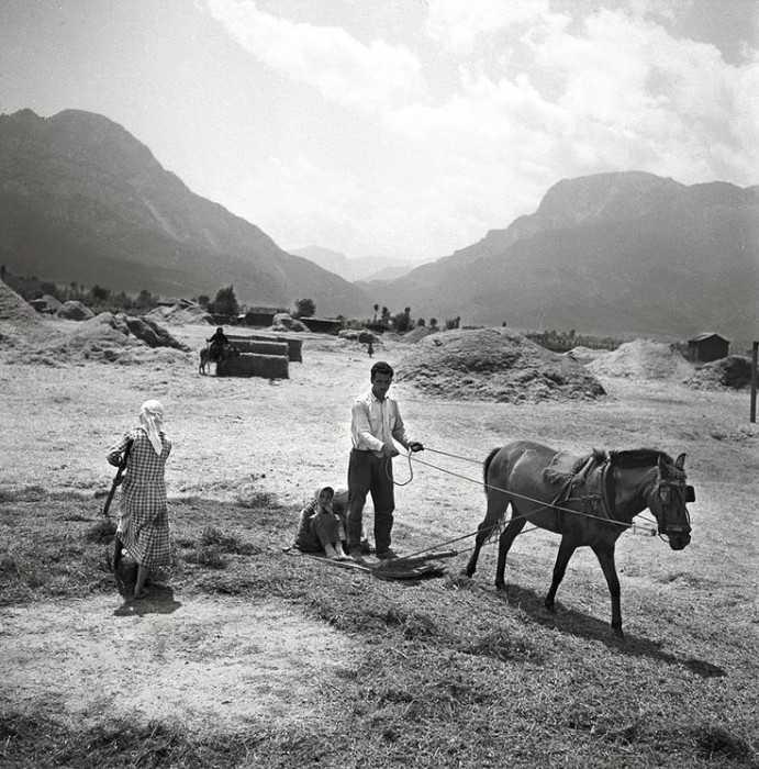 Παλιομονάστηρο, Τρίκαλα, 1965.