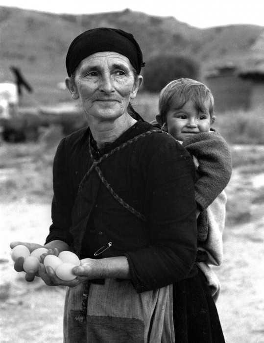 Αυγά για το εγγόνι,1960